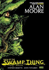 Alan Moore's Swamp Thing Comics