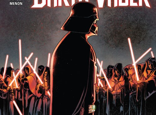 Star Wars Darth Vader comic books