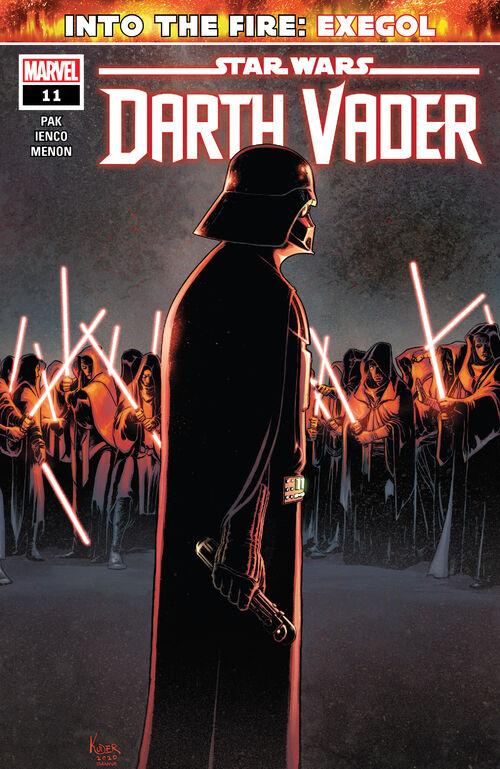 Star Wars Darth Vader by Greg Pak