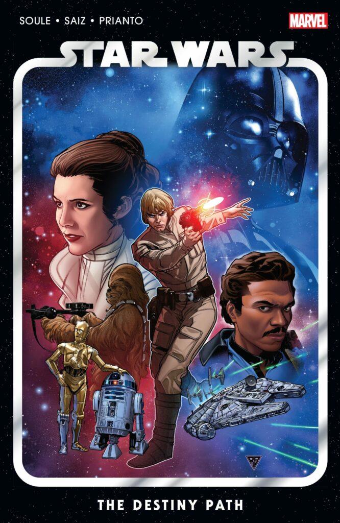 stars wars comics by Charles Soule