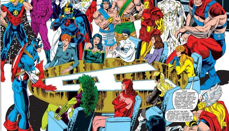 Operation Galactic Storm comic books