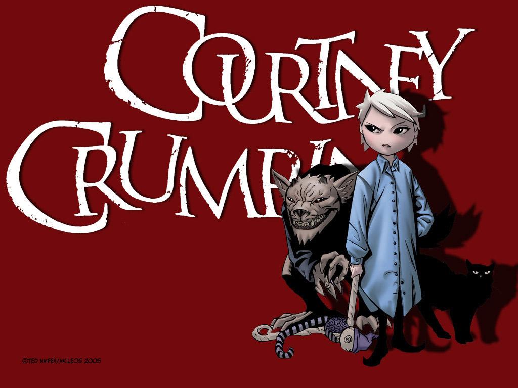 Courtney Crumin comic book reviews