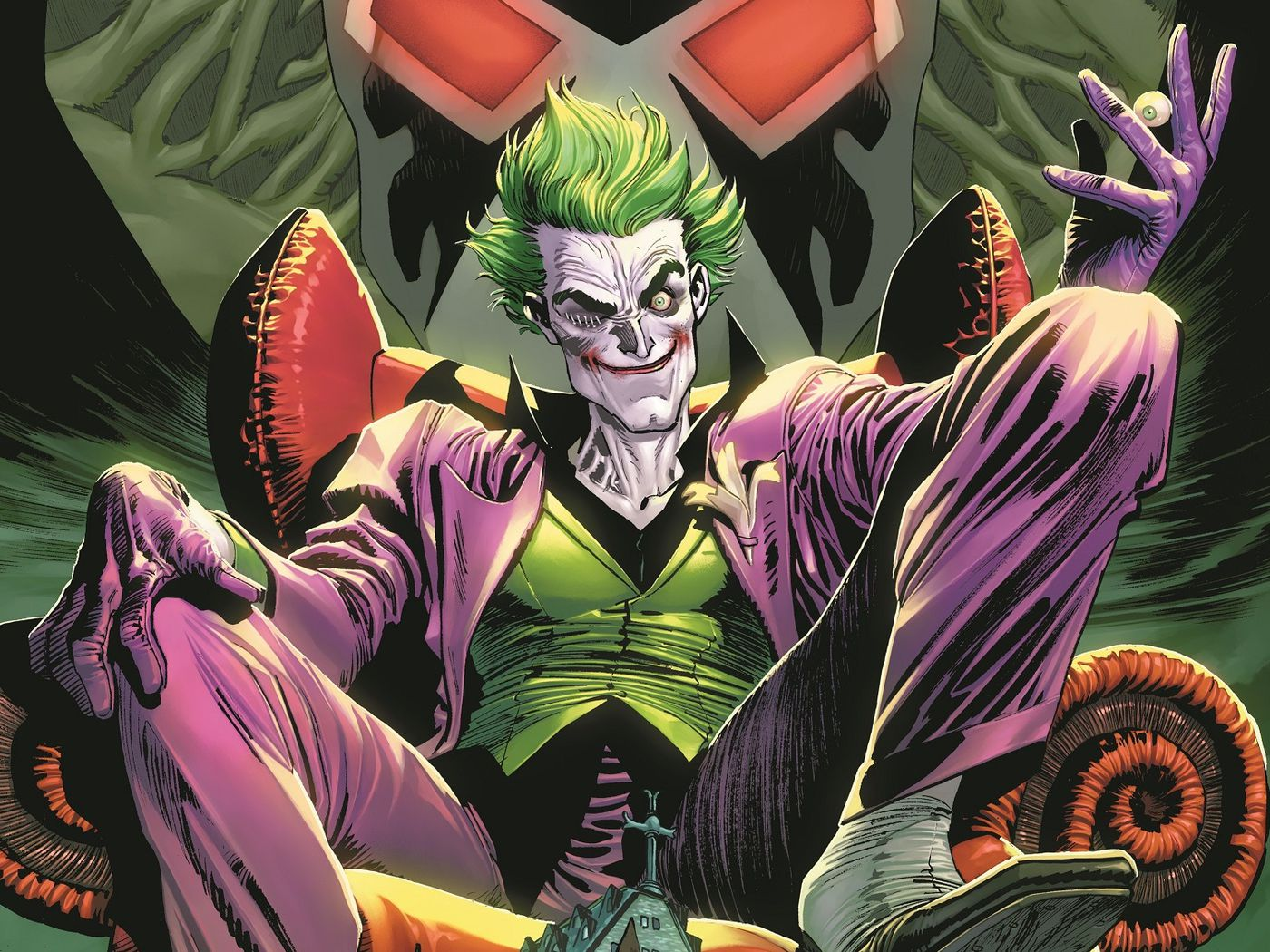Joker by Tynion and March