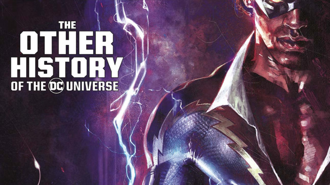 The Other History of the DC Universe graphic novel