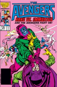 Kang vs Immortus