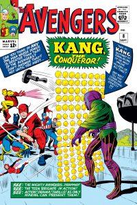 Kang in Avengers comics