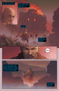 Eternals comic books
