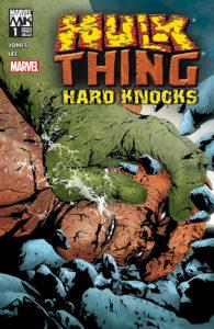 Hulk and Thing Hard Knocks by Jim Starlin