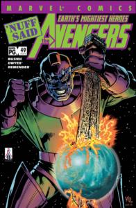 The Kang Dynasty in Kurt Busiek Avengers