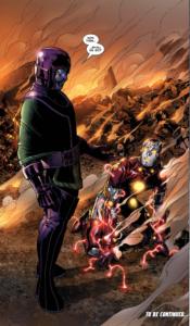 Kang in Young Avengers comics