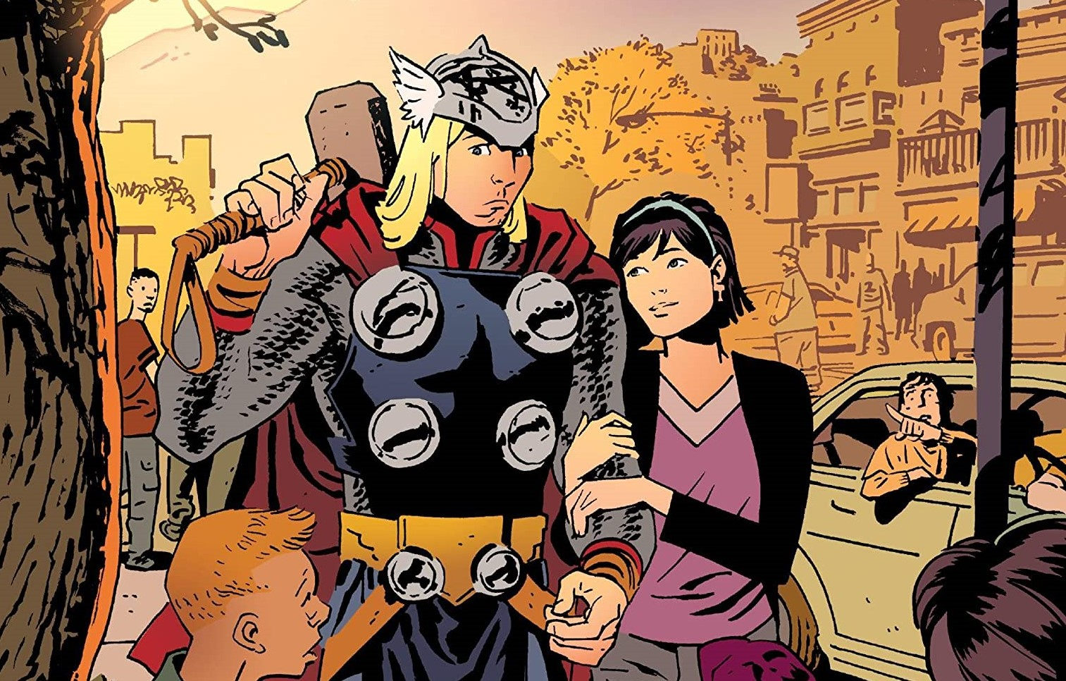 jane foster amour thor couple