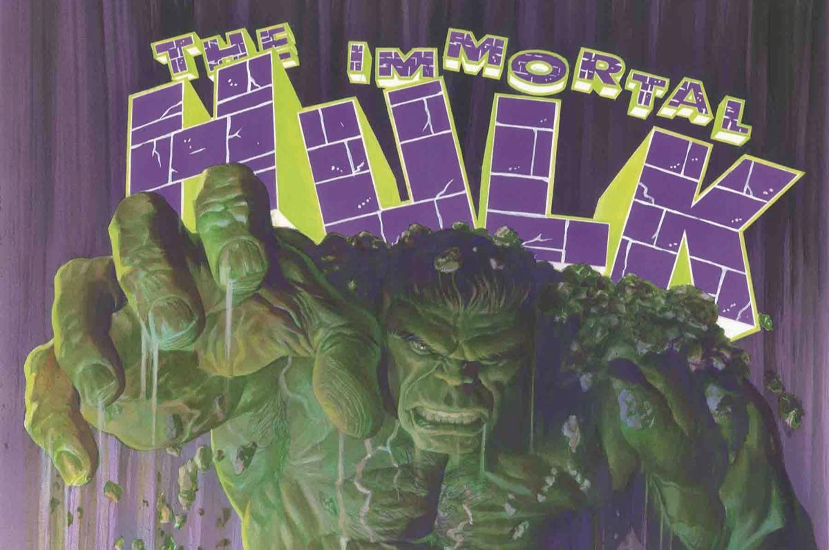 Immortal Hulk comics