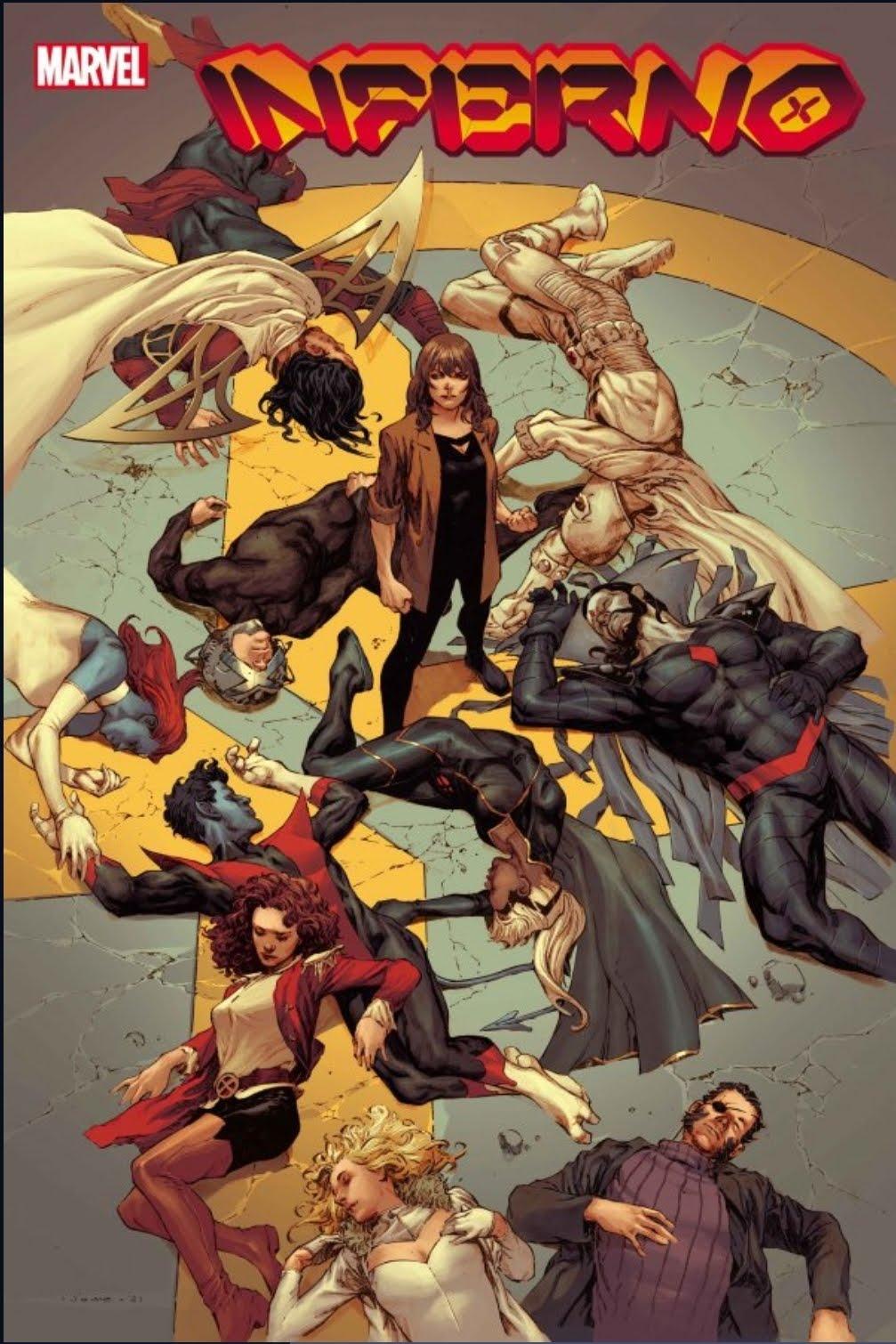 Inferno #1 X-Men